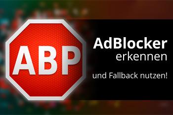 AdBlocker erkennen