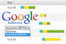 Google AdSense-Code jetzt asynchron